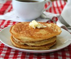Coconut Flour Pancakes + more - 2012 All-Star #GlutenFree Recipes from @dreamaboutfood @Carolyn Ketchum
