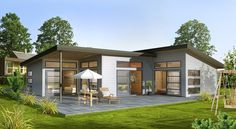 Kaipara - House Plans New Zealand | House Designs NZ