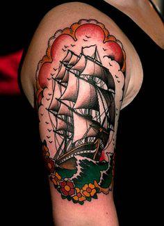 Tattoo done byZooki.