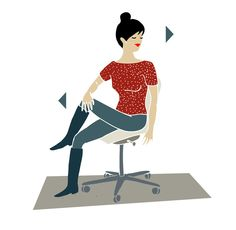 Esercizi alla scrivania
