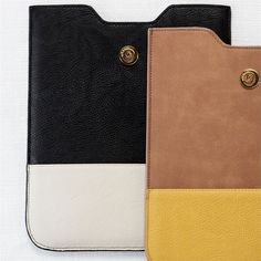 Color Block Tablet Sleeve   Uptown Retro Girl 104 S. Michigan St. & 103 Laporte St. Plymouth, IN (574)935-0315 www.uptownretrogirl.biz #fashion #boutique #plymouthindiana #uptownretrogirl #urg