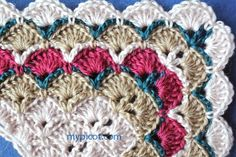 2015 Mood Blanket - try this idea! 2 rounds each week, in whatever color matches your mood. What a cool thing!