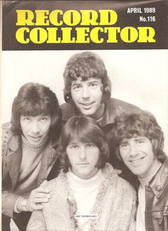 The Tremeloes - Record Collector magazine The Tremeloes, The Collector, Record Collector, Rock And Roll, Magazines, Image, Celebs, Music, Life