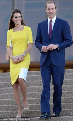 What a welcome: Sydney turned on some sunny weather for the Royal couple who took in the v... http://dailym.ai/RnIl5L#i-a7790e5f