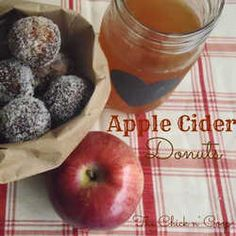 From the Farm Blog Hop – My Weekly Favorite: Apple Cider Donut Holes » 1840farm.com