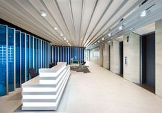 Carr Design Group had designed a new office for Boston Consulting Group's Perth operations.