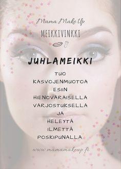 Varjostukset & poskipuna Make Up, Personal Care, Eyes, Beauty, Self Care, Personal Hygiene, Makeup, Beauty Makeup, Beauty Illustration