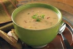 Delicious Family Recipes: Fisherman's Wharf Crab Bisque (HCG Diet)