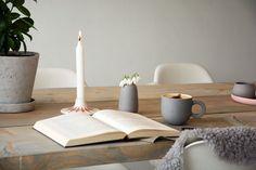spisebord med trovtoemmerlook
