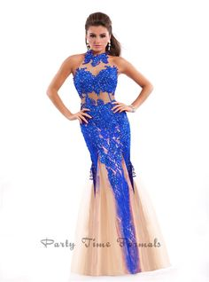 Rachel Allan 6449 - $399.99. Fully lace mermaid dress