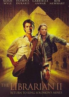 The Librarian: Return to King Solomon's Mines (2006) (2)