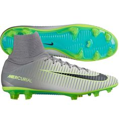 NIKE Mens Mercurial Veloce III FG Firm Ground Soccer Cleats