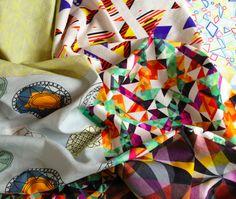 Fun geometrics and abstracts!