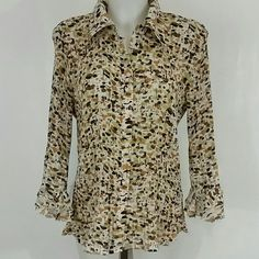 Essentials By Milano Blouse Essentials By Milano Blouse. In great condition. Size large. Essentials By Milano  Tops Blouses