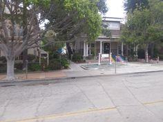 San Luis Obispo, Sidewalk, Side Walkway, Walkway, Walkways, Pavement