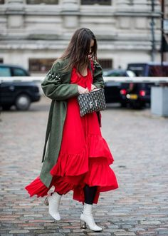 STYLECASTER   The Best of Europe's Fashion Weeks Street Style Looks