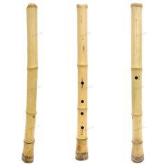 New! Jinashi Shakuhachi 2.0 -Authentic Japanese Zen Bamboo Flute by Shomei #Shomei