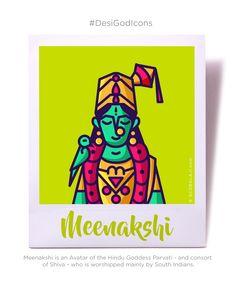 Quirky Indian Wedding Invitations - Desi Gods' Iconography by SCD Balaji Mayan Symbols, Viking Symbols, Egyptian Symbols, Viking Runes, Ancient Symbols, God Pictures, Pictures To Draw, Indian Gods, Indian Art