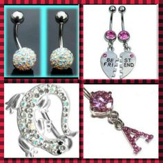 Belly bars!!! Gimme gimme gimme!!!!!!!!