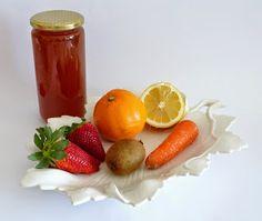 La Familia de la Apicultura - The Beekeeping of Family: Cómo preparar miel con sabor frutal??? - Preparing...