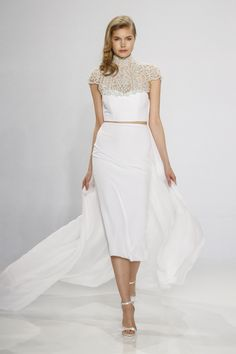 Christian Siriano Bridal Collection - The Coordinated Bride