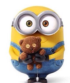 Bob the minion & teddy bear wallpaper Amor Minions, Minions Bob, Minions Despicable Me, Minions Quotes, Minion Noel, My Minion, Minion Banana, Minion Stuff, Minion Talk