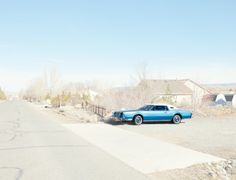 Blue car nick meek