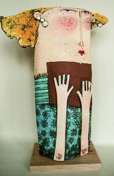 Sarah Saunders Ceramics Lustik: twitter  ...   Lustik