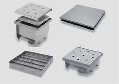 PRODUCTOS | SUIMCO - Drenaje en acero inoxidable, soportes pavimentos flotantes
