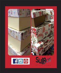 Caixas quadras e retangulares. Deixe seu presente mais lindo com as caixas artesanais da Sul Box!  Sul Box pensando em você!!! #sulboxembalagens #love #f4f #cute #nice #instagood #instalike  #tbt #igers #instadaily #iphonesia #follow #happy #decor