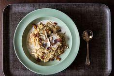 Toasted Almond and Coconut Quinoa Porridge (remove dates and maple syrup).