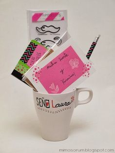 MIMOSORUM : Regalo para una Profesora - Gift for Teacher