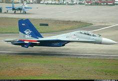 how low can you go? Sukhoi Su-30LL
