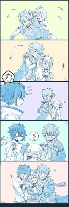 22 Ideas Funny Anime Couples Nalu For 2019 Fairy Tail Lucy, Fairy Tail Nalu, Fairy Tail Meme, Fairy Tail Ships, Arte Fairy Tail, Fairy Tail Quotes, Fairy Tail Comics, Fairy Tail Guild, Fairy Tail Couples