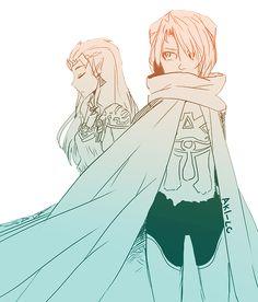 I'm still your Zelda...