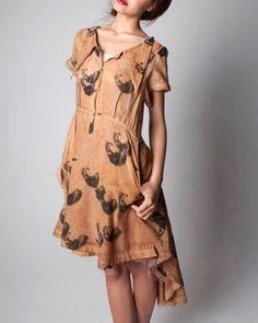 Nostalgia Dress by monicaus.