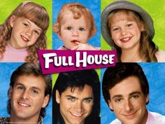 Full House! ahh! this used to be my most favoritest tv show everrrrrrr