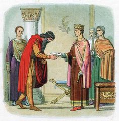 King Henry II was famous for being the first of the Plantegent or Angevin Kings.