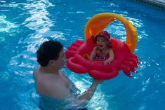 Are Chlorine Pools Safe For Babies? #Pools #Summer #Safety #Baby #Babies #Children