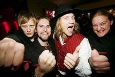 The Dudesons!