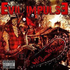 Evil Impulse - Who's Gonna Kill Who? (2015) | Groove/Thrash Metal