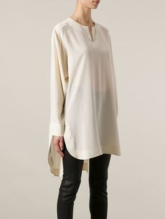Tunic blouse- I love this modest tunic. Great for work or school.