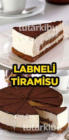 Labneli Tiramisu Tarifi