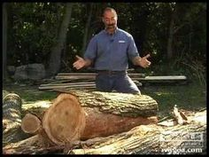 Chainsaw sawmill. Making lumber from raw tree trunks.  Yes, he's a pro, but yes it's still fun to watch and dream.  The sawmill is the Logosol M8 (Swedish), and runs c. $3,000+