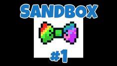Mes vidéos Pixel Art avec SANDBOX COLORING - vol. 1