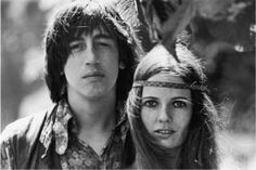 """Image copyright                  Getty Images Image caption                                      Richard Neville, here with then-girlfriend Louise Ferrier, drew writers, rock stars and even MPs to his defence                                He was a provocateur, journalist and self-proclaimed """"practising futurist"""" whose satirical magazine landed him in prison in Australia and in the UK, where John Lennon and Yoko Ono marched in prote"""