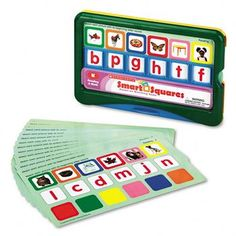Scholastic Smartsquares Math & Reading Game Book, For Kindergarten #Glimpse_by_TheFind