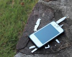 Crowdpleaser: Het Zwitserse zakmes onder de iPhone-hoesjes