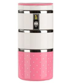 Tuelip Pink Lunch Box