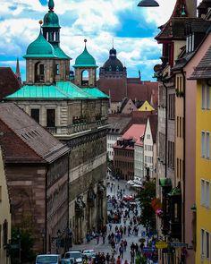 Nürnberg (Bayern, Germany